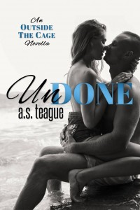 AS Teague - Undone - Cover Image