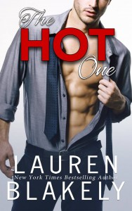 Lauren Blakely - The Hot One - Cover image