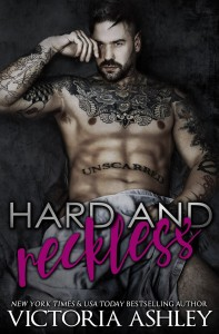 Victoria Ashley - Hard & Reckless - Cover Image