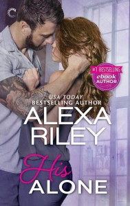 Alexa Riley - His Alone - cover image
