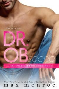 Max Monroe - Dr OBscene - cover image