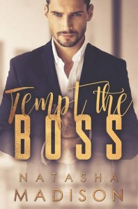 Natasha Madison - Tempt the Boss - cover image