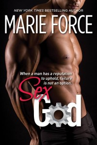 Marie Force - Sex God - cover image