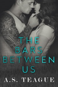 AS Teague - The Bars Between Us - cover image
