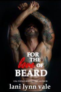 LLV - For The Love Of Beard - cover image